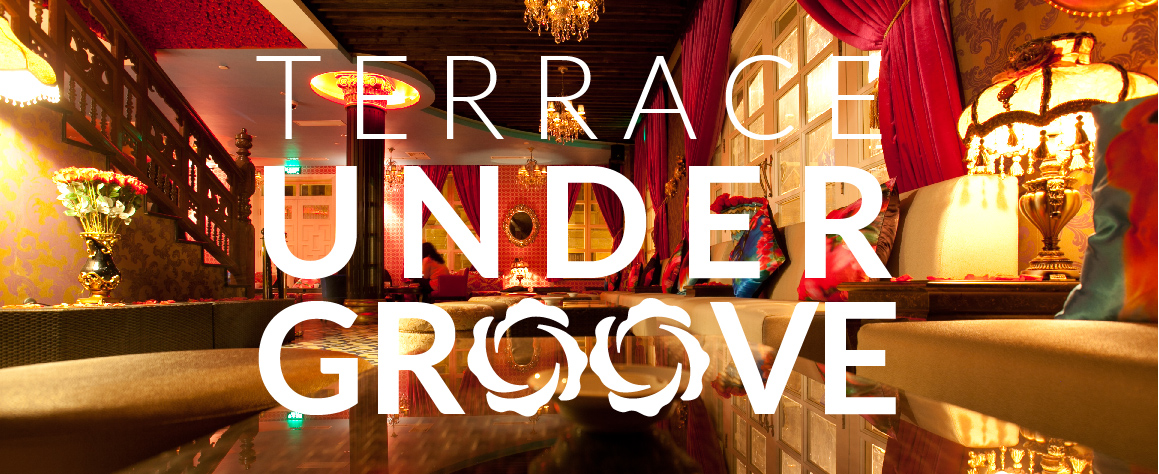 Shanghai Rose : Under Groove Flyers DEC