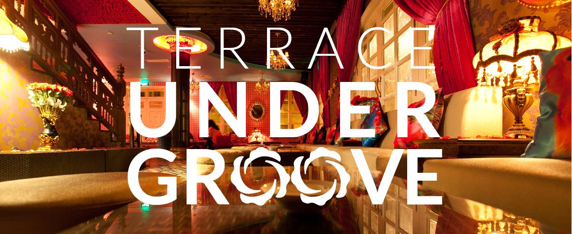 Shanghai Rose : Under Groove Flyers DEC